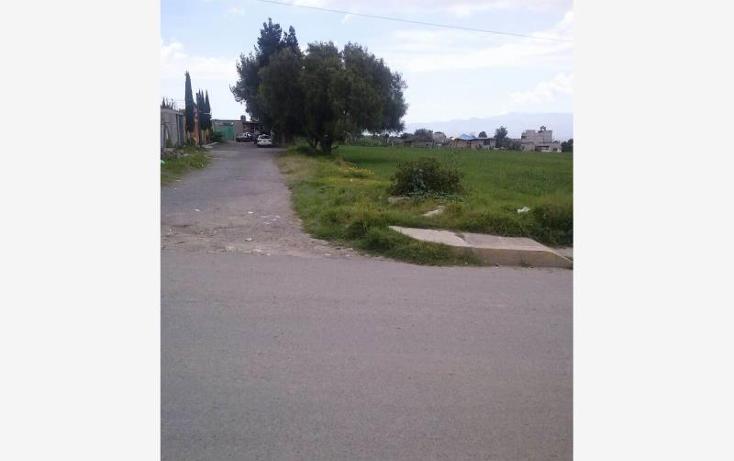 Foto de terreno habitacional en venta en san juan nonumber, coatepec, ixtapaluca, m?xico, 1720786 No. 03