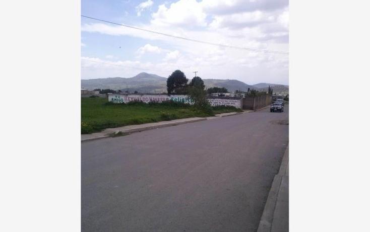 Foto de terreno habitacional en venta en san juan nonumber, coatepec, ixtapaluca, m?xico, 1720786 No. 06