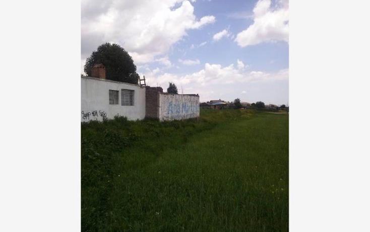 Foto de terreno habitacional en venta en san juan nonumber, coatepec, ixtapaluca, m?xico, 1720786 No. 07
