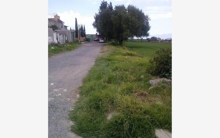 Foto de terreno habitacional en venta en san juan nonumber, coatepec, ixtapaluca, m?xico, 1720786 No. 09