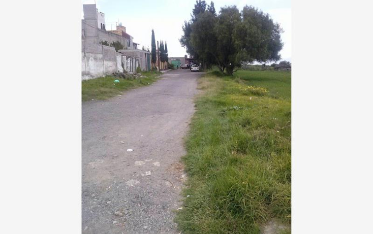 Foto de terreno habitacional en venta en san juan nonumber, coatepec, ixtapaluca, m?xico, 1720786 No. 10