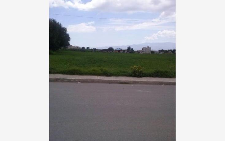 Foto de terreno habitacional en venta en san juan nonumber, coatepec, ixtapaluca, m?xico, 1720786 No. 11