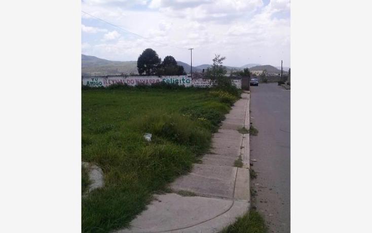 Foto de terreno habitacional en venta en san juan nonumber, coatepec, ixtapaluca, m?xico, 1720786 No. 12