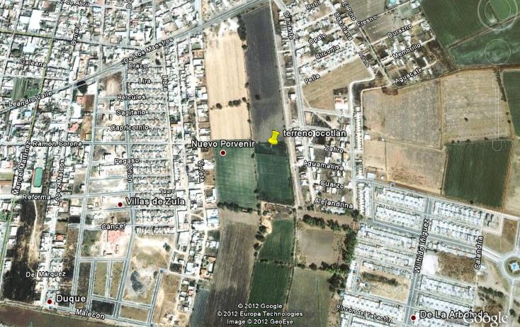 Foto de terreno comercial en venta en  , san juan, ocotlán, jalisco, 1252723 No. 01