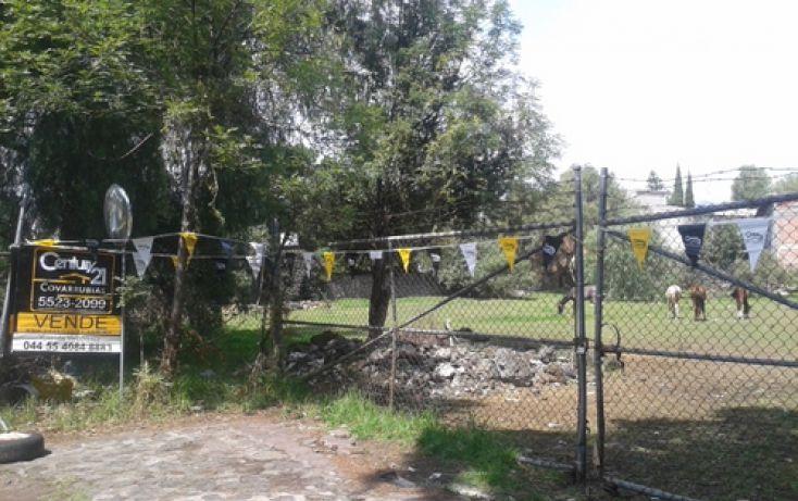Foto de terreno habitacional en venta en, san juan tepepan, xochimilco, df, 2027903 no 02