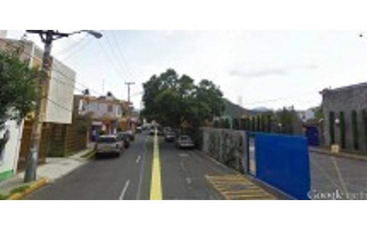 Foto de terreno habitacional en venta en  , san juan tepepan, xochimilco, distrito federal, 1672019 No. 01