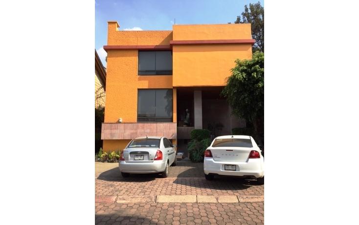 Foto de casa en venta en  , san juan tepepan, xochimilco, distrito federal, 1836004 No. 01