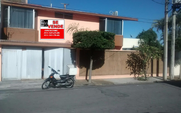 Foto de casa en venta en  , san juan, tepic, nayarit, 1092493 No. 02