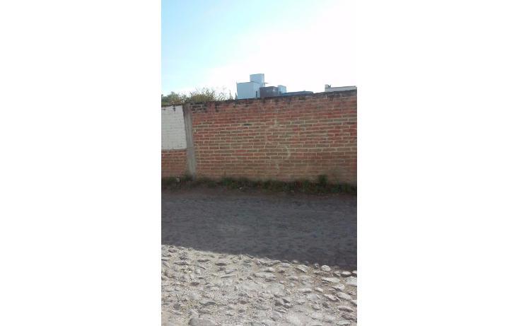 Foto de terreno habitacional en venta en  , san juan, tequisquiapan, querétaro, 1116477 No. 02