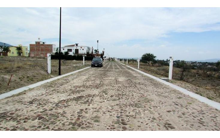 Foto de terreno habitacional en venta en  , san juan, tequisquiapan, querétaro, 1134075 No. 02