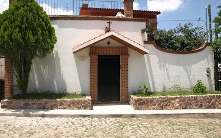 Foto de casa en venta en  , san juan, tequisquiapan, querétaro, 1253117 No. 01