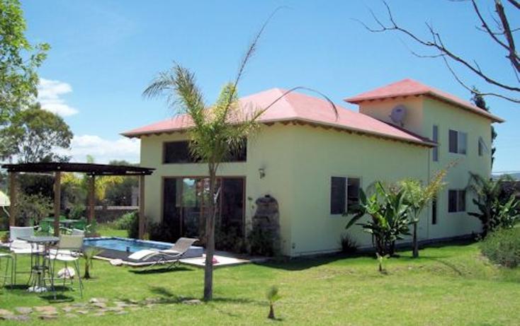 Foto de casa en venta en  , san juan, tequisquiapan, quer?taro, 1263595 No. 01