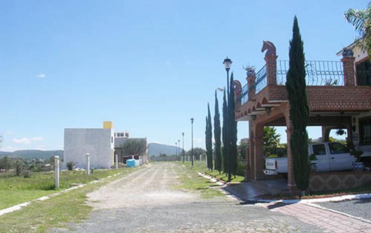 Foto de terreno habitacional en venta en  , san juan, tequisquiapan, querétaro, 1312141 No. 03