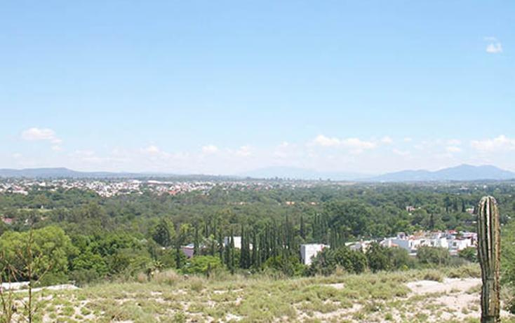 Foto de terreno habitacional en venta en  , san juan, tequisquiapan, querétaro, 1312141 No. 05