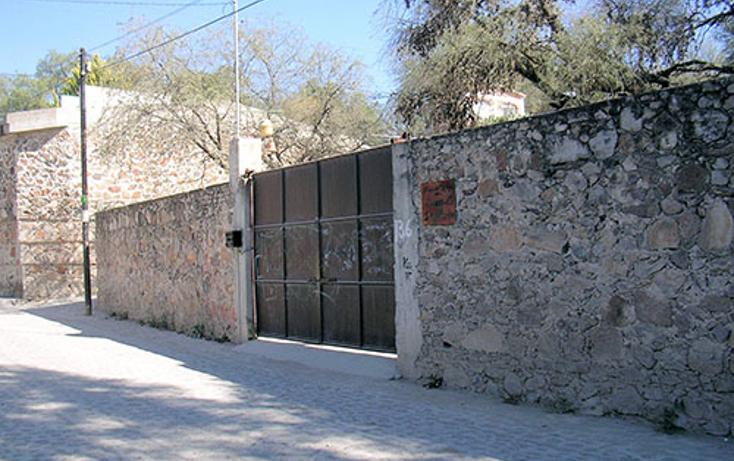 Foto de terreno habitacional en venta en  , san juan, tequisquiapan, querétaro, 1324169 No. 01