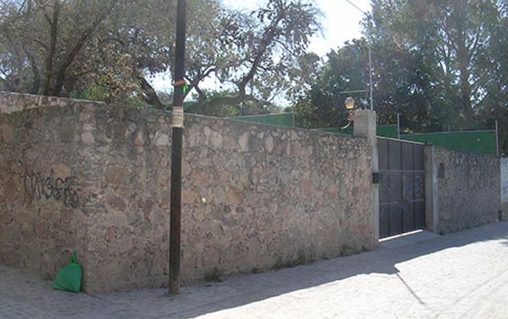 Foto de terreno habitacional en venta en  , san juan, tequisquiapan, querétaro, 1324169 No. 02