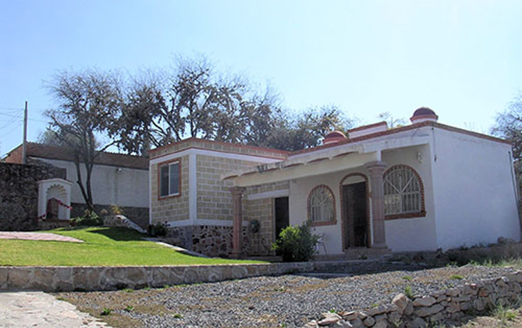 Foto de terreno habitacional en venta en  , san juan, tequisquiapan, querétaro, 1324169 No. 03