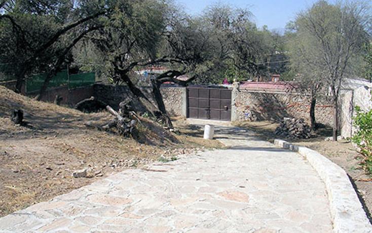 Foto de terreno habitacional en venta en  , san juan, tequisquiapan, querétaro, 1324169 No. 07