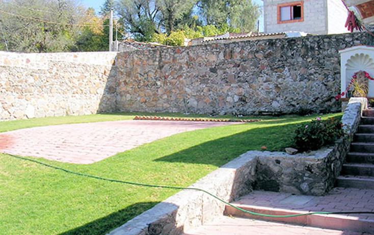 Foto de terreno habitacional en venta en  , san juan, tequisquiapan, querétaro, 1324169 No. 08