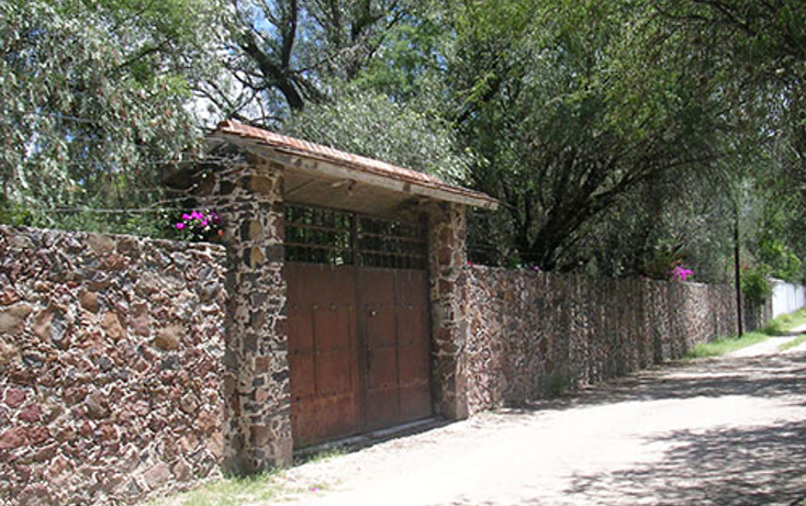 Foto de casa en venta en  , san juan, tequisquiapan, querétaro, 1419195 No. 01