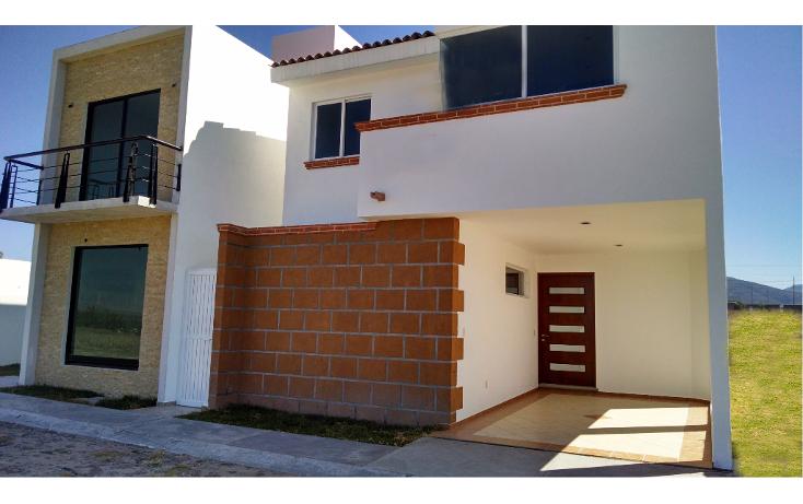 Foto de casa en venta en  , san juan, tequisquiapan, querétaro, 1561836 No. 01