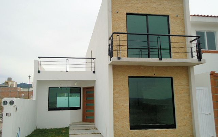 Foto de casa en venta en  , san juan, tequisquiapan, querétaro, 1577034 No. 01