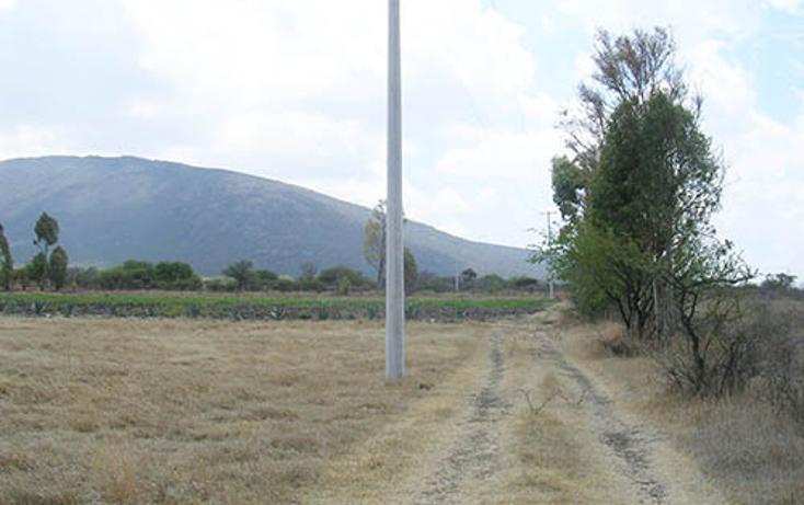 Foto de terreno habitacional en venta en  , san juan, tequisquiapan, querétaro, 1733602 No. 02