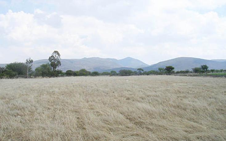 Foto de terreno habitacional en venta en  , san juan, tequisquiapan, querétaro, 1733602 No. 03
