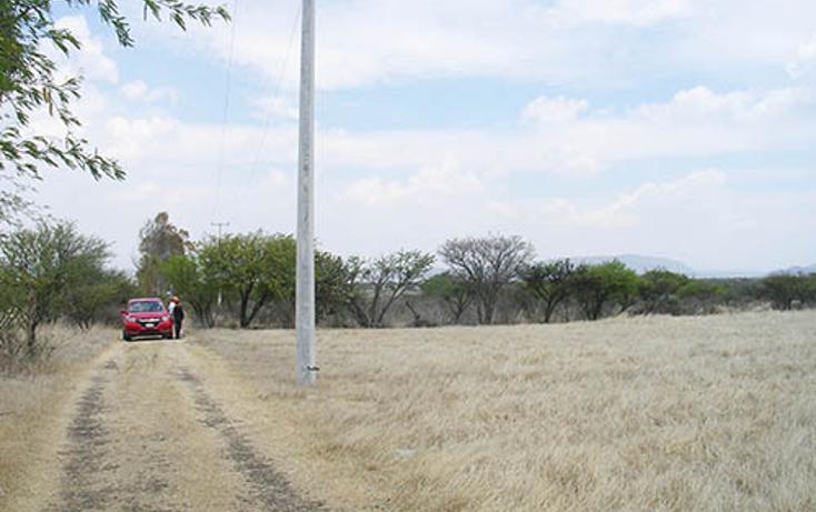 Foto de terreno habitacional en venta en  , san juan, tequisquiapan, querétaro, 1733602 No. 04