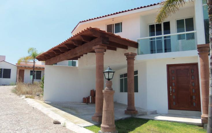 Foto de casa en venta en  , san juan, tequisquiapan, quer?taro, 1851462 No. 01
