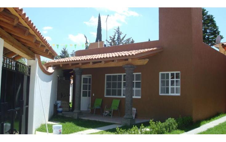 Foto de casa en venta en  , san juan, tequisquiapan, querétaro, 1962897 No. 01