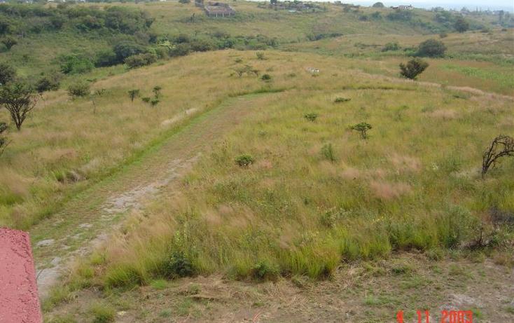 Foto de terreno habitacional en venta en  , san juan texcalpan, atlatlahucan, morelos, 971165 No. 05