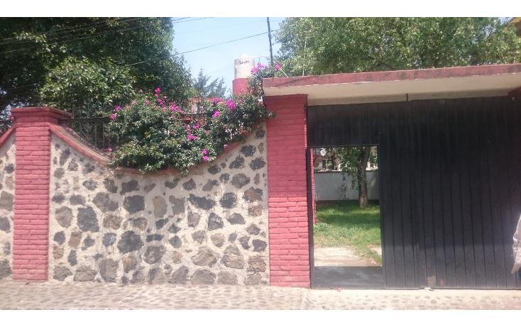 Foto de casa en venta en  , san juan tezompa, chalco, m?xico, 1966960 No. 01