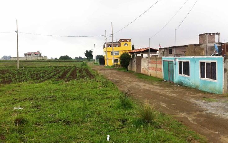 Foto de terreno habitacional en venta en  , san juan tilapa centro, toluca, m?xico, 1979244 No. 02