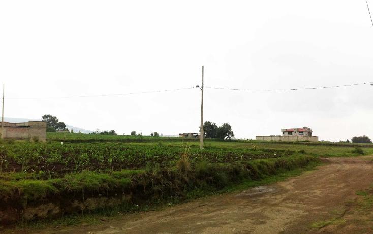 Foto de terreno habitacional en venta en  , san juan tilapa centro, toluca, m?xico, 1979244 No. 05