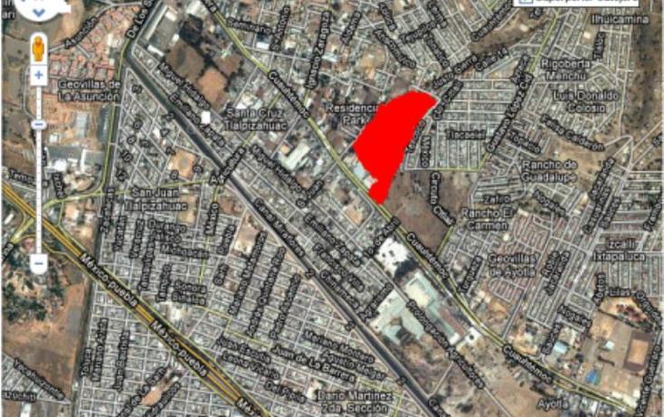 Foto de terreno habitacional en venta en carretera libre mex-puebla kilometro 24.5, san juan tlalpizahuac, ixtapaluca, méxico, 853079 No. 05