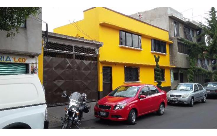 Foto de casa en venta en  , san juan tlihuaca, azcapotzalco, distrito federal, 1928834 No. 01