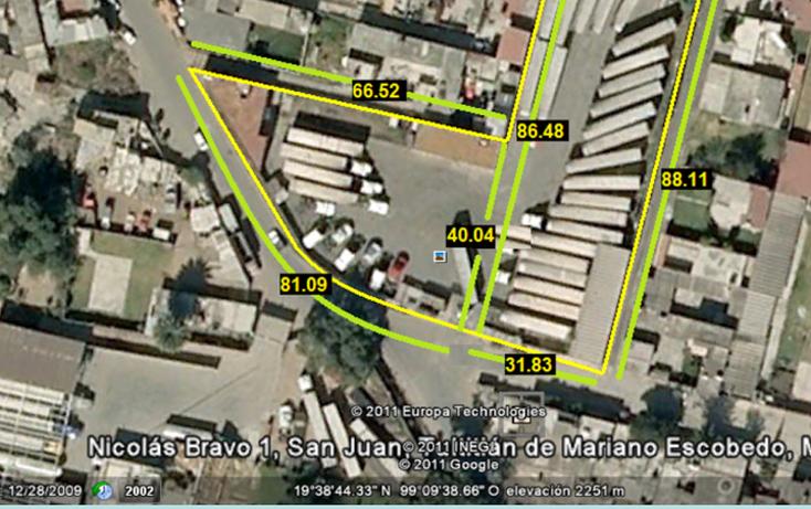 Foto de nave industrial en venta en  , san juan, tultitlán, méxico, 1657711 No. 16