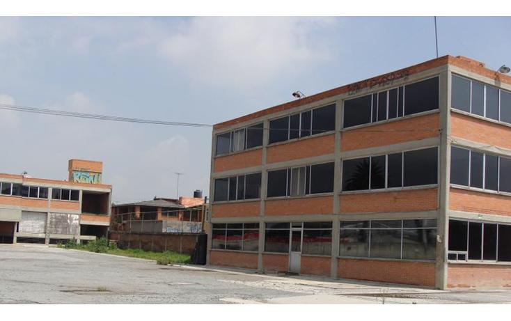Foto de nave industrial en renta en  , san juan, tultitlán, méxico, 1657715 No. 01
