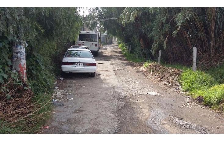 Foto de terreno habitacional en venta en  , san juan, tultitlán, méxico, 1712864 No. 08