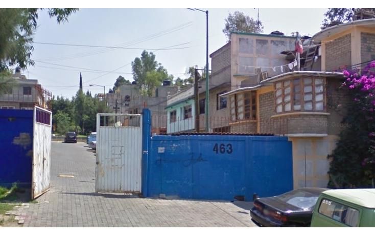 Foto de casa en venta en  , san juan xalpa, iztapalapa, distrito federal, 1849136 No. 01