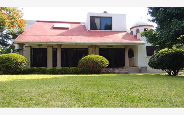 Foto de casa en venta en  , san juan, yautepec, morelos, 1576442 No. 01
