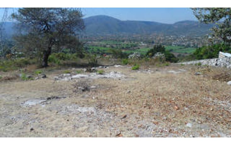 Foto de terreno habitacional en venta en  , san juanito, yautepec, morelos, 1861942 No. 02