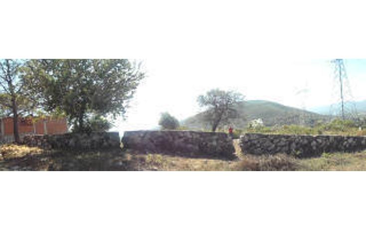 Foto de terreno habitacional en venta en  , san juanito, yautepec, morelos, 1861942 No. 07