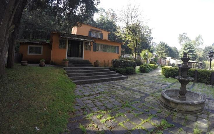 Foto de terreno habitacional en venta en  , san lorenzo acopilco, cuajimalpa de morelos, distrito federal, 1044673 No. 01