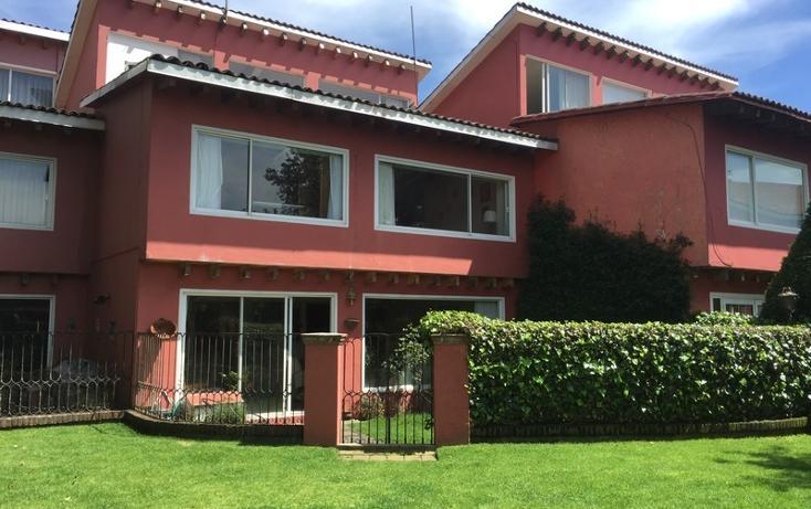 Foto de casa en venta en  , san lorenzo acopilco, cuajimalpa de morelos, distrito federal, 1223769 No. 01