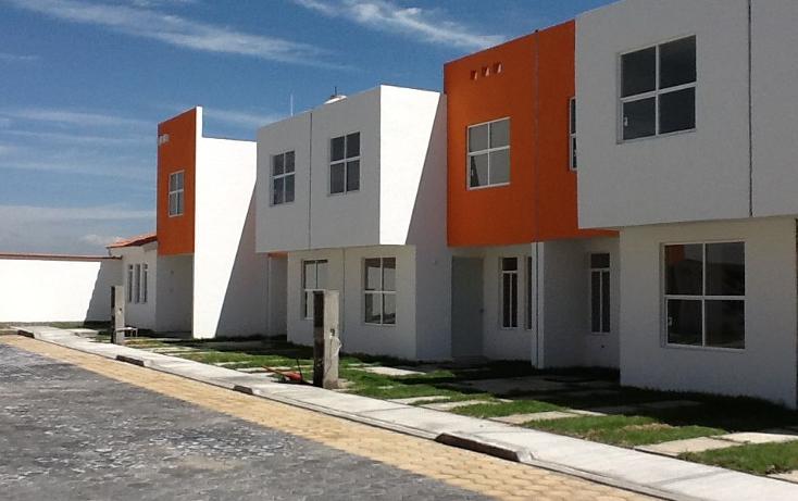Foto de casa en venta en  , san lorenzo almecatla, cuautlancingo, puebla, 1503593 No. 01