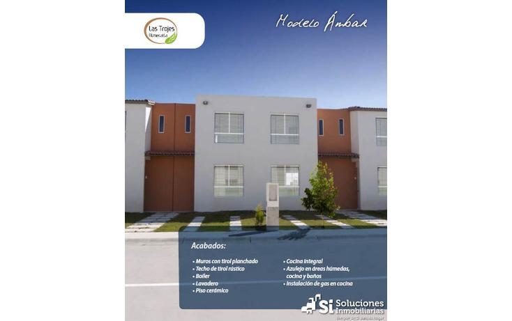 Foto de casa en venta en  , san lorenzo almecatla, cuautlancingo, puebla, 1535461 No. 01