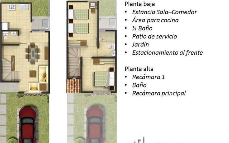 Foto de casa en venta en  , san lorenzo almecatla, cuautlancingo, puebla, 1535461 No. 02