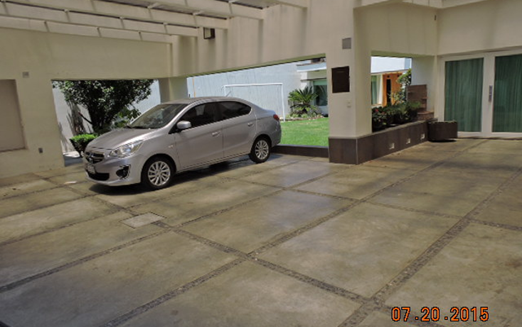 Foto de departamento en venta en  , san lorenzo atemoaya, xochimilco, distrito federal, 1526943 No. 45